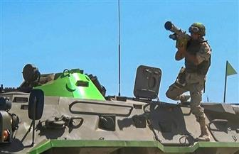 تصويبة لفريق الدفاع الجوي المصري ترفعه للمركز الأول على ٣٣ فريقا حربيا بالصين| فيديو