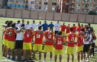 فريق نادي بني سويف ينهي استعداداته لمواجهة ناصر ملوي بافتتاحية دوري الدرجة الثانية | صور