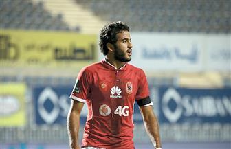 مروان محسن يجري فحصا طبيا للاطمئنان على العضلة الخلفية