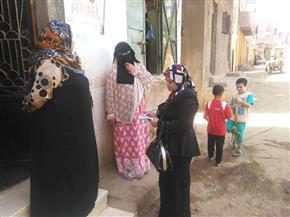 تنفيذ مشروعات بناء وتنمية القرية بـ 738 مشروعًا فى المنيا