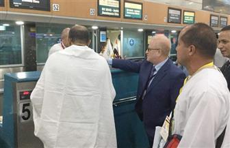 بدء سفر حجاج الرحلات الإضافية للخطوط السعودية| صور