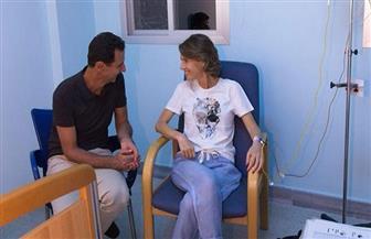 وكالة الأنباء السورية: زوجة الرئيس السوري أسماء الأسد مصابة بسرطان الثدي