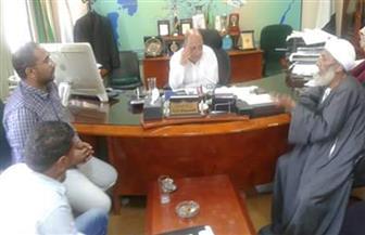 """رئيس"""" مياه الفيوم"""": يطالب المواطنين بالإبلاغ عن التعديات   صور"""