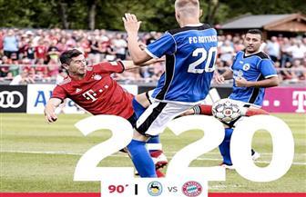 بايرن ميونخ يفوز بعشرين هدفا مقابل هدفين في آخر الوديات قبل البوندسليجا | صور
