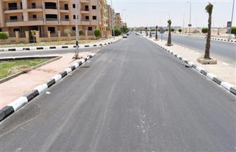 تنفيذ عدد من مشروعات الطرق والمرافق بالشروق بتكلٌفة 123 مليون جنيه