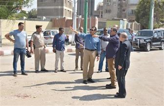 محافظ أسيوط يتفقد مواقع إزالة الإشغالات بشوارع وميادين مركز الفتح ومنطقة الوليدية|صور