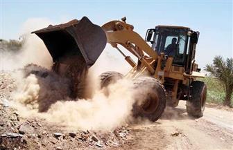 رفع 50 طن مخلفات صلبة في حملة مكبرة بالبلينا