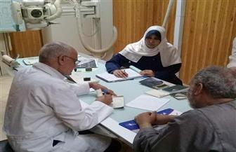 قوافل طبية شاملة تستهدف القرى الأكثر احتياجا بالجيزة| صور