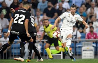 التعادل الإيجابي يحسم الشوط الأول من مباراة ريال مدريد وليجانيس