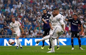 ريال مدريد يفوز على ليجانيس برباعية في الدوري الإسباني