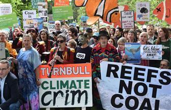 احتجاجات في أستراليا بسبب الفحم