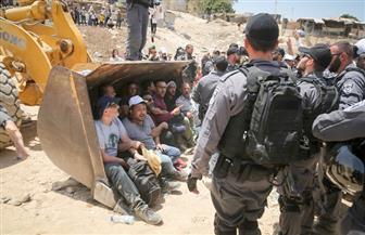 5 دول أوروبية: هدم إسرائيل لقرية الخان الفلسطينية يقوض حل الدولتين