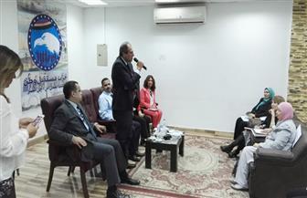 """الأمين العام لـ""""مستقبل وطن"""" يشيد بدور المرأة ومشاركتها بقوة في العملية الانتخابية"""