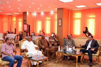 محافظ الشرقية: نقل 3 مسلات للقاهرة رسالة للعالم بأهمية آثار صان الحجر