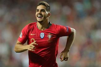 سيلفا يقود البرتغال للفوز على إيطاليا وتصدر المجموعة بدوري أمم أوروبا