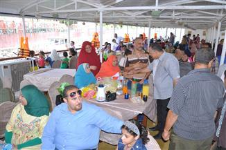 تنظيم رحلات نيلية للمواطنين لتنشيط السياحة الداخلية في أسيوط| صور
