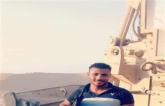 """محافظ كفرالشيخ ينعى شهيد سيناء """"محمد مهني"""".. ويؤكد: مصر انتصرت على الإرهاب"""