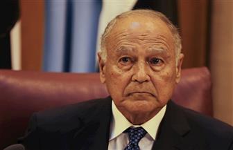 أمين الجامعة العربية يبعث ببرقية عزاء لملك الأردن في ضحايا السيول