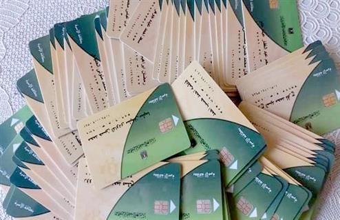تسليم 14 ألفا و600 بطاقة تموينية لمستحقيها بالقليوبية -