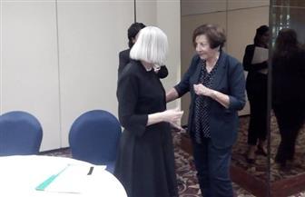 هدى بدران: التمكين الاقتصادي للمرأة العربية ضرورة لتقدم المجتمعات