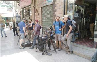التليفزيون البريطاني ينهي زيارته لأسوان  بعد تصوير فليم وثائقي عن النيل | صور