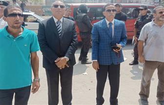 نائب محافظ القاهرة يتابع تطوير عقارات ميدان الإسماعيلية
