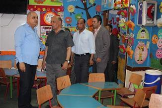 """""""تعليم الغربية"""" تحيل مديرى 3 مدارس ومسئول اللامركزية بإدارة شرق المحلة ومتابعين للتحقيق"""