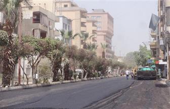 مدير الطرق بالأقصر: استكمال تطوير ورفع كفاءة أشهر الشوارع السياحية بالمحافظة   صور