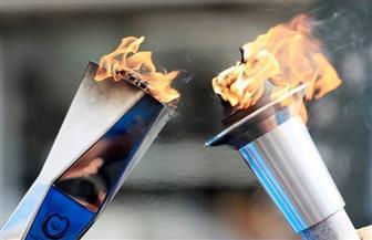 اليونانية كوراكاكى أول سيدة تبدأ مسيرة الشعلة الأوليمبية