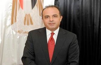 رئيس الإمارات يمنح السفير المصري وسام الاستقلال من الطبقة الأولى