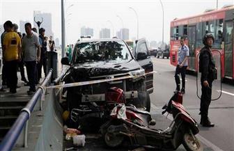إصابة 9 أشخاص في حادث دهس بالعاصمة اليابانية