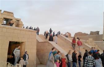 10 مواقع أثرية بأسوان تستعد لاستقبال السائحين | صور