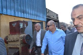محافظ الغربية يستبعد رئيس مدينة المحلة الكبرى