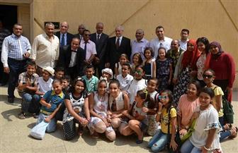 حفل ختام الأنشطة الصيفية على مسرح قصر ثقافة الأقصر صور