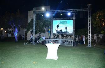 بدء فعاليات المؤتمر الصحفي لمهرجان مالمو للسينما العربية   صور