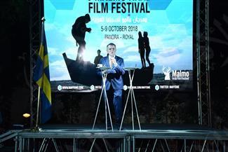 السفير السويدي: مهرجان مالمو رسالة لتبادل الثقافات ويعكس قوة العلاقات السويدية الشرق أوسطية