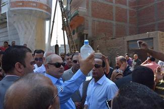 """محافظ الغربية يعيد """"ناصر"""" رئيسا لمدينة المحلة بعد استبعاد """"عبدالسميع"""""""