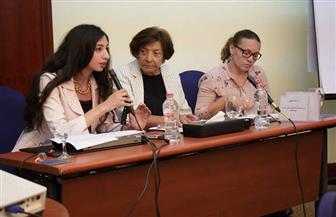 بوابة الأهرام تشارك في ورشة عمل مؤتمر التمكين الاقتصادي للمرأة العربية | صور