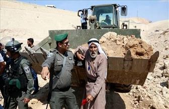"""محافظ القدس: ما يحدث بـ""""الخان الأحمر"""" جريمة حرب"""
