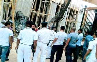 تحرير 208 محاضر إشغال طريق خلال حملة بشوارع القاهرة  صور