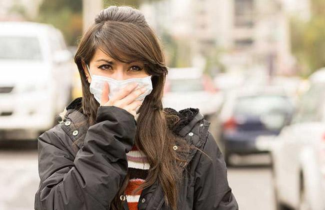 تلوث الهواء يتسبب أمراض القلب