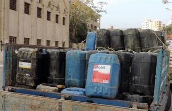تحرير 116 قضية مواد بترولية وأسطوانات بوتاجاز خلال 4 أيام