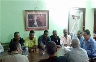 """أمانة """"الحركة الوطنية بالإسماعيلية"""" تعلن دعمها للواء رءوف علي رئيسا للحزب"""