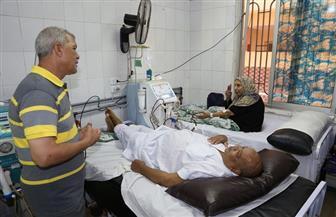 محافظ المنوفية يتفقد مجمع مستشفيات ميت خلف ويحيل عددا من العاملين والأطباء للتحقيق | فيديو وصور