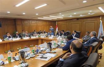 مشكلات الطلاب ذوي الإعاقة في اجتماع وزير التعليم العالي مع هبة هجرس | صور