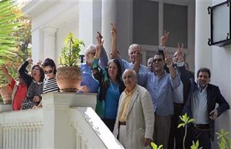 كيف حاولت الجماعة الإرهابية السيطرة على الثقافة المصرية؟ | صور