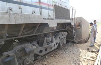 حادث قطار شبين الكوم يعيد طرح السؤال.. متى ينتهي مسلسل الإهمال في هيئة السكك الحديدية؟ | صور