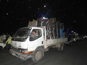 """رفع 291 حالة إشغال وإزالة 17 حاجزا خرسانيا في حملة لـ""""مرافق الغربية"""""""