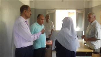"""إحالة 21 من العاملين بالمحليات والصحة في """"محلة زياد"""" بسمنود للتحقيق   صور"""