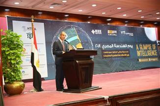 عمرو طلعت: إتاحة مبادرة رواد تكنولوجيا المستقبل لطلاب السنة الأولي بالكليات المتخصصة | صور